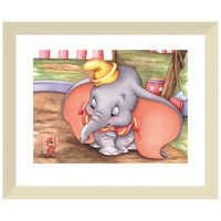 Image of ''Dumbo at the Circus'' Giclée by Michelle St.Laurent # 5