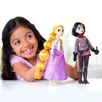 Rapunzel and Cassandra Dolls Gift Set - Tangled: The Series  - 11''
