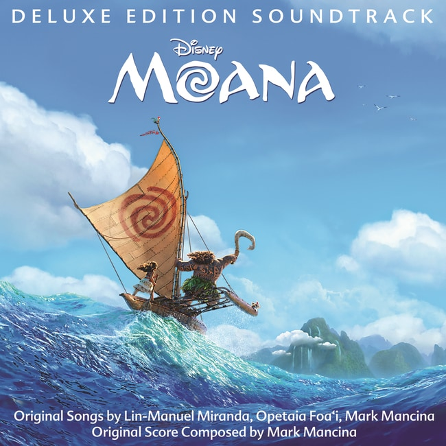 Moana: Deluxe Edition Soundtrack