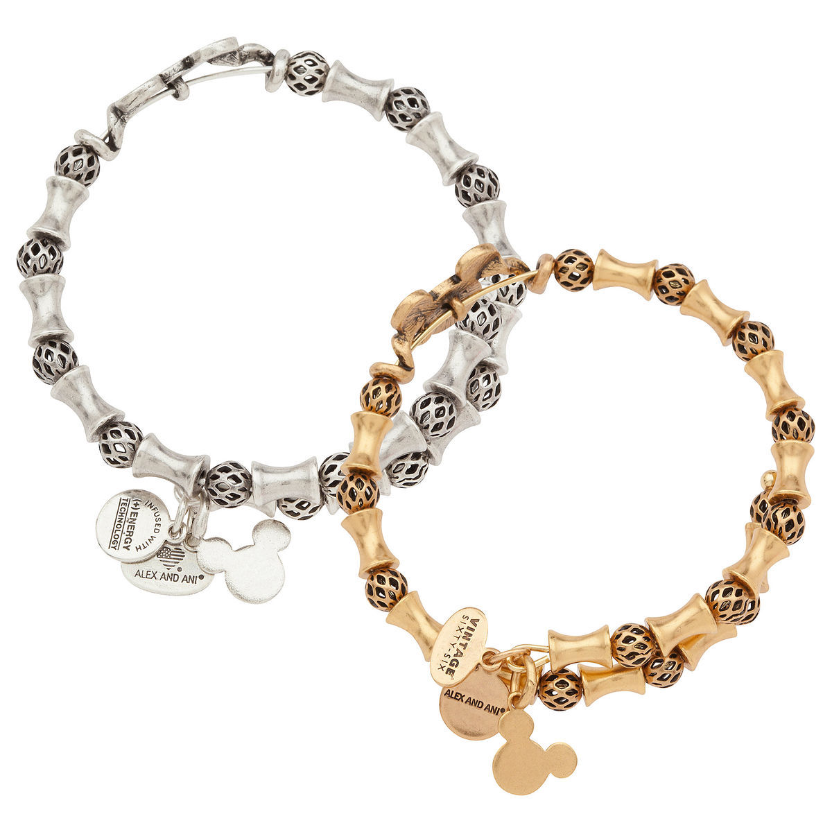 Mickey Mouse Filigree Wrap By Alex And Ani Shopdisney