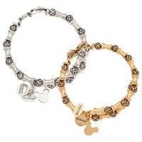 Mickey Mouse Filigree Wrap by Alex and Ani