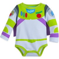 Image of Buzz Lightyear Costume Bodysuit for Baby # 3