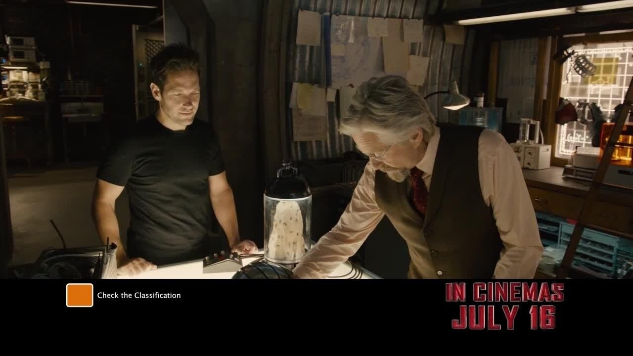 Marvel's Ant-Man - Meet Hank Pym