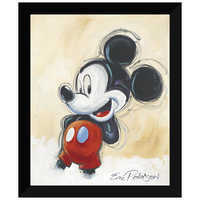 Image of ''Classic Mickey'' Giclée by Eric Robison # 5