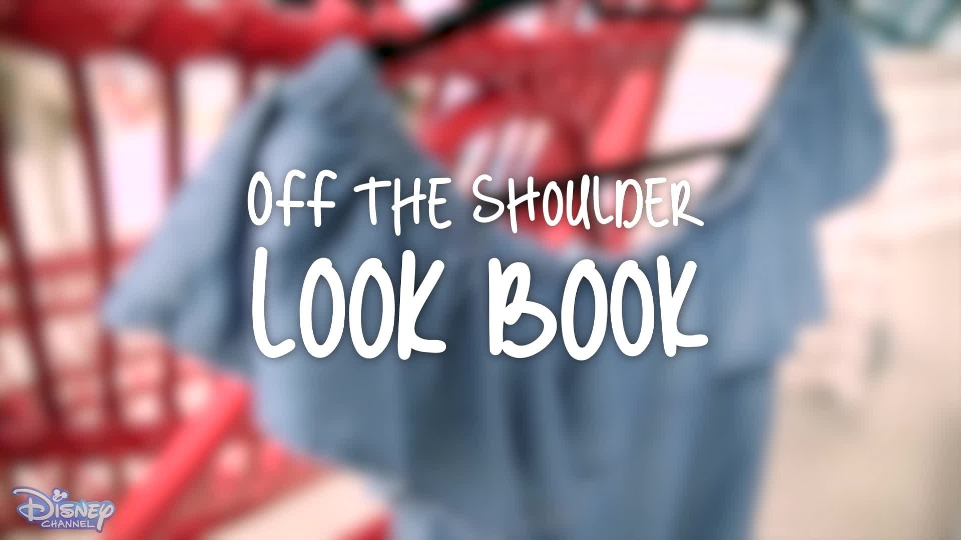 The Style Edit - Off the Shoulder Lookbook