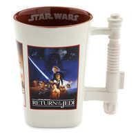 Image of Star Wars Saga Movie Poster Mug # 1