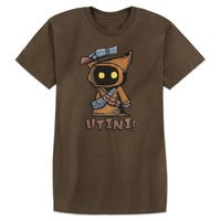 Jawa Tee for Adults - Star Wars