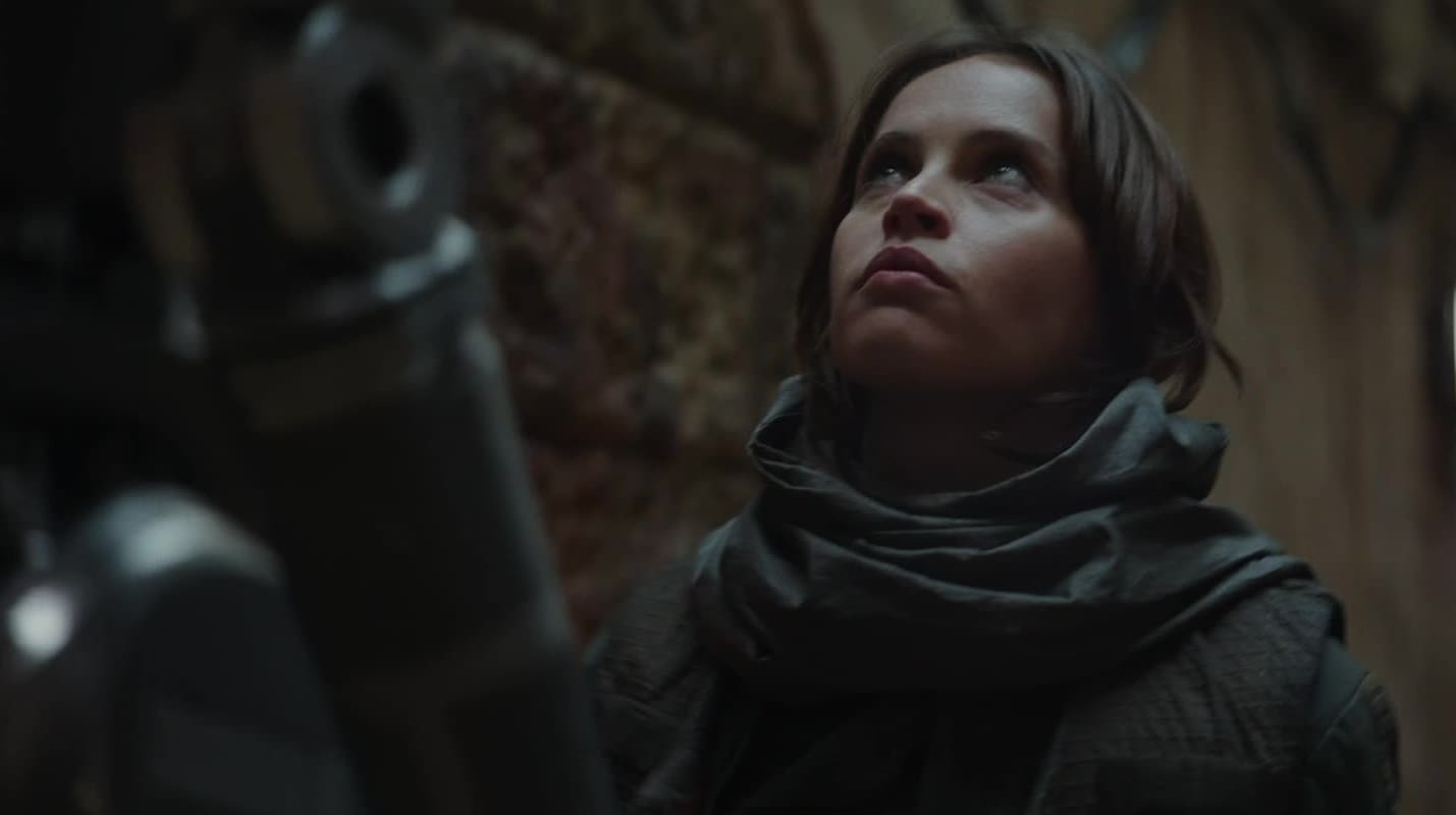 Rogue One : A Star Wars Story - Nouvelle Bande annonce VF