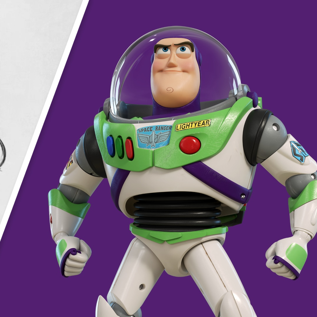 Take Your Drawing Skills to Infinity and Beyond With This Buzz Lightyear Tutorial!