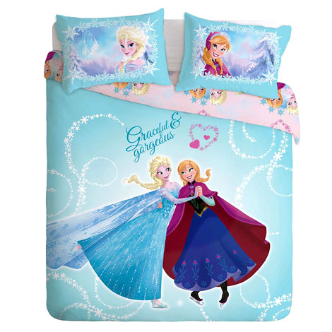 Disney Frozen Bedding Set A