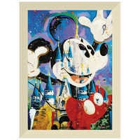 Image of ''Mickey and Castle'' Giclée by Randy Noble # 7