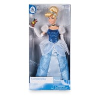 Cinderella Classic Doll with Gus Figure - 11 1/2''