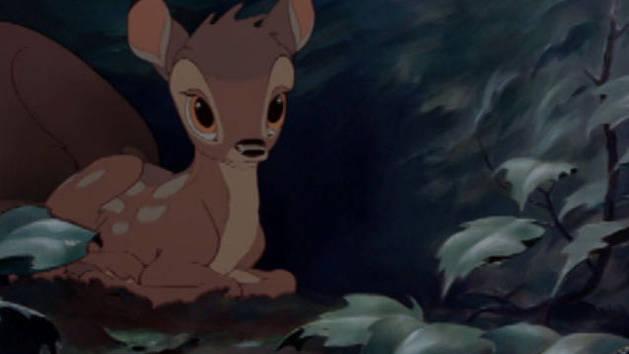 Chuvas de abril - Bambi