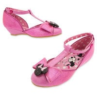 Image of Minnie Mouse Costume Shoes for Kids # 1
