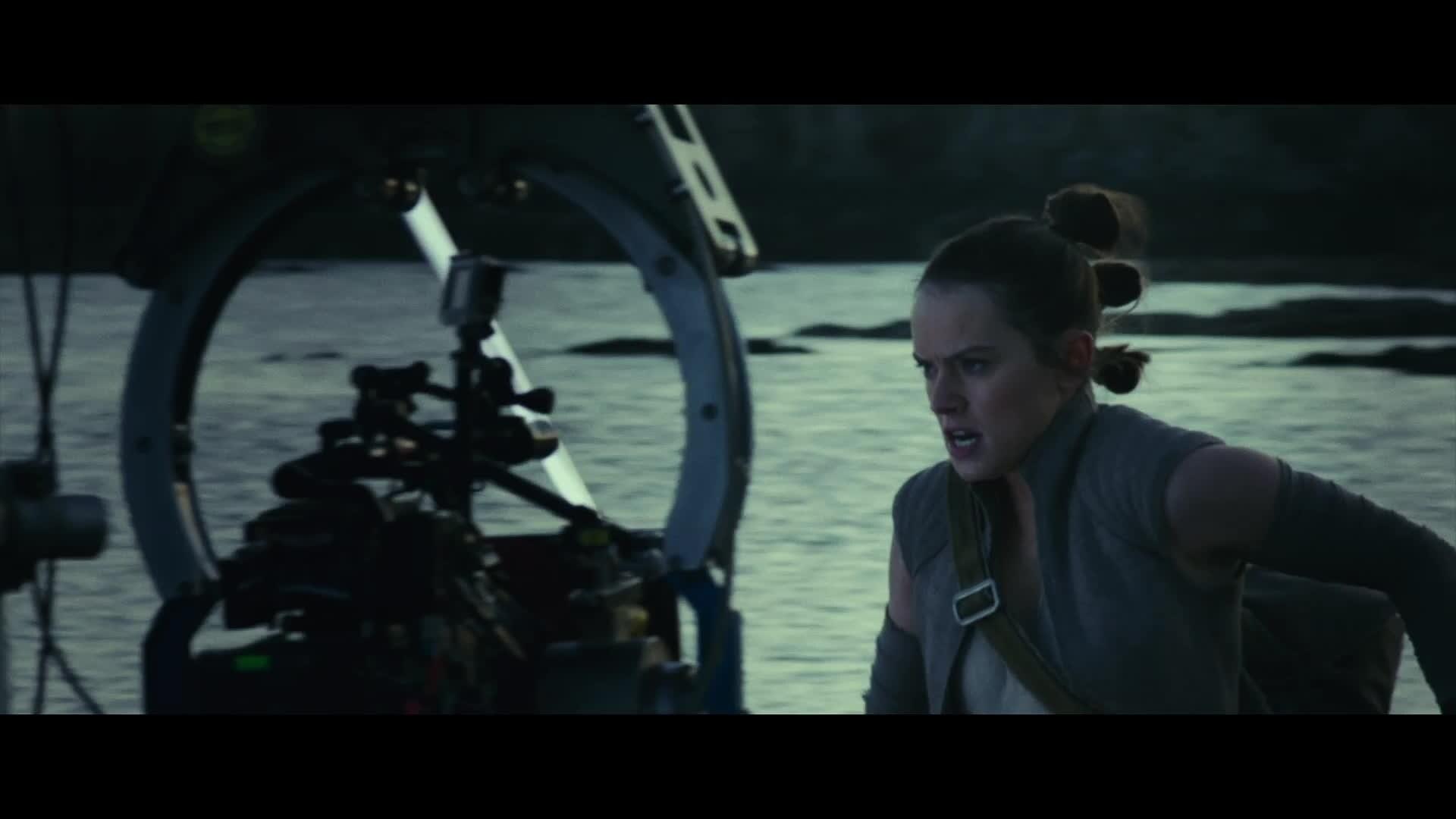 Star Wars : Les Derniers Jedi - Reportage : Coulisses du tournage