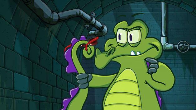 Episode 4: Troubled Waters | Swampy's Underground Adventures