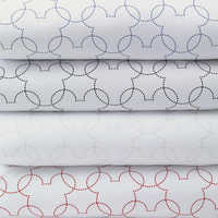 Image of Mickey Mouse Dash Crib Sheet by Ethan Allen # 5