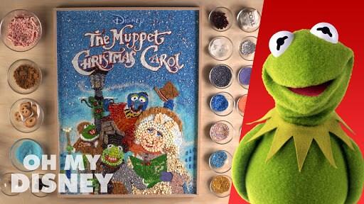The Muppet Christmas Carol Food Art | Sketchbook by Oh My Disney