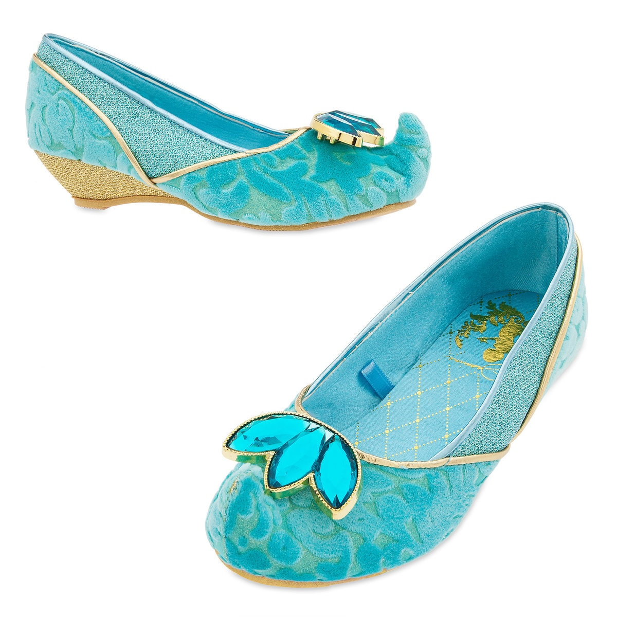 7cb3d6afd74 Product Image of Jasmine Costume Shoes for Kids   1