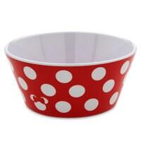 Minnie Mouse Dot Bowl