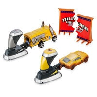 Thunder Hollow Crazy 8's Demolition 2-Car Crash Set - Cars 3