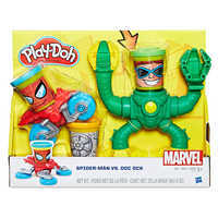 Image of Spider-Man vs. Doc Ock Play-Doh Set # 2