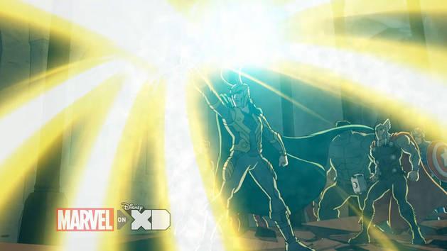 Avengers Assemble - En hjälp på traven