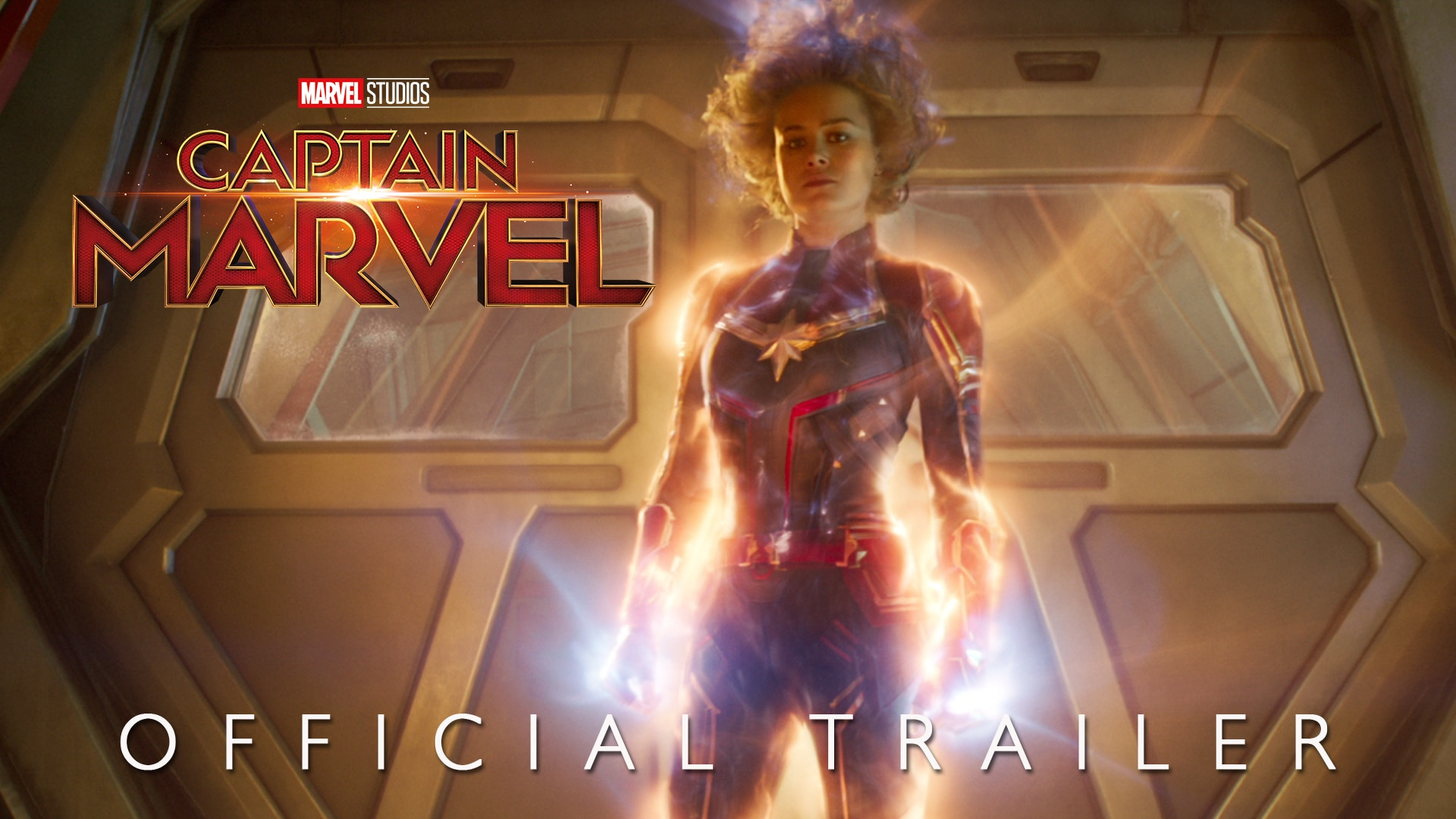 Marvel Studios' Captain Marvel Official Trailer