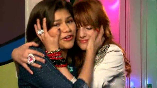 DCOM Extra: Bella and Zendaya
