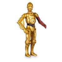Image of C-3PO Mini Metal Action Figure by Takara Tomy - Star Wars: The Force Awakens # 2