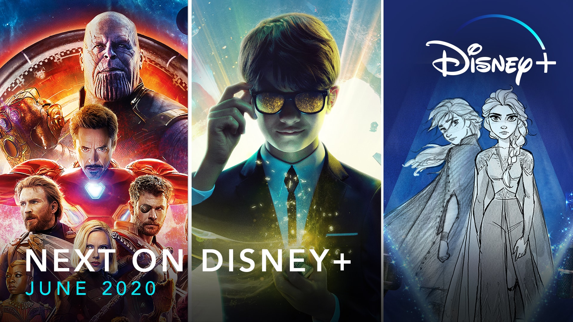 Next on Disney+ | June 2020