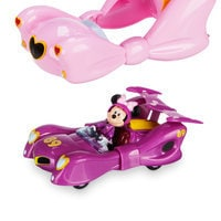 Minnie Mouse Transforming Pullback Racer - Mickey and the Roadster Racers