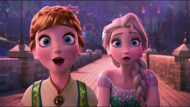 Trailer - Frozen Fever
