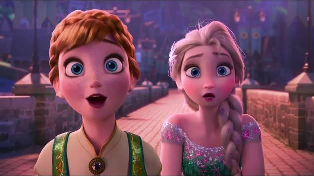 Trailer - Frozen Fever