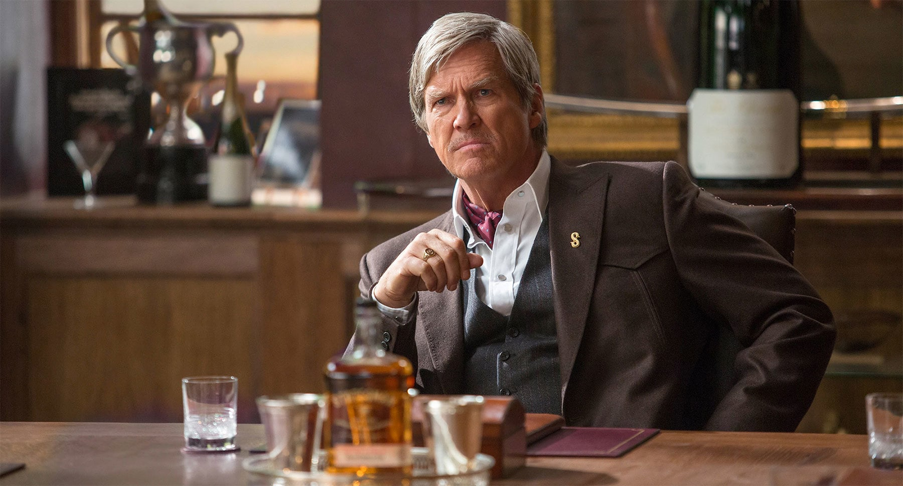 "Jeff Bridges (as Champ) in ""Kingsman: The Golden Circle"""