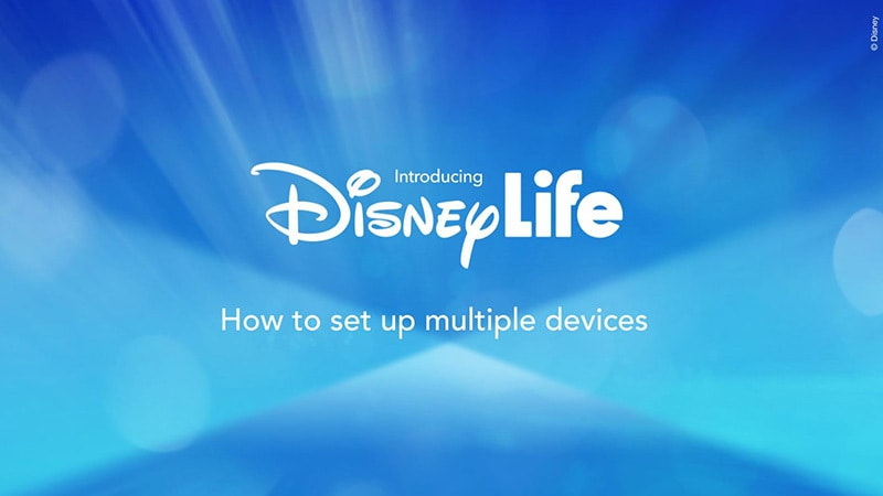 How To Set Up Multiple Devices