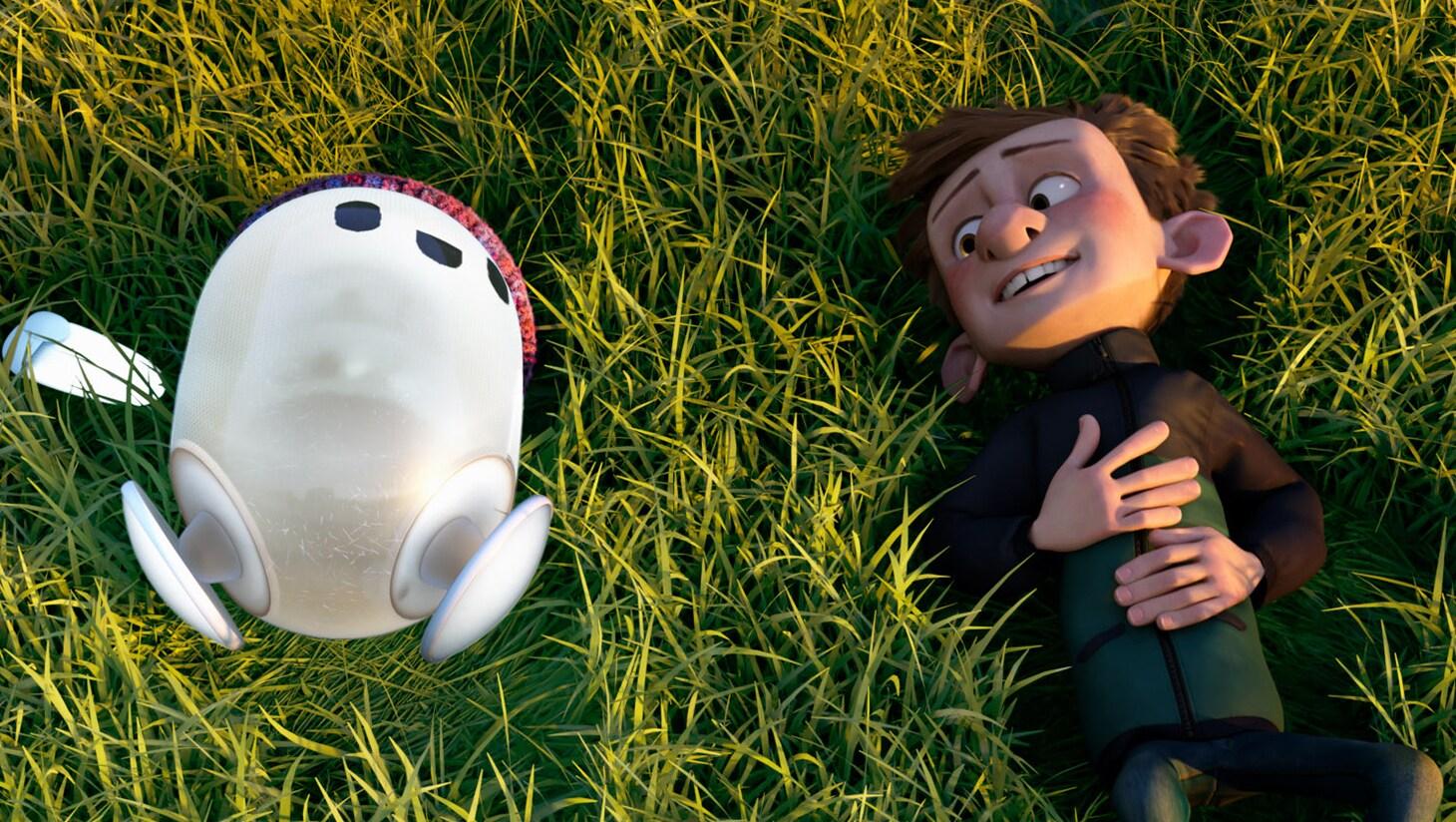 Ron i ustand - Teaser-trailer 1