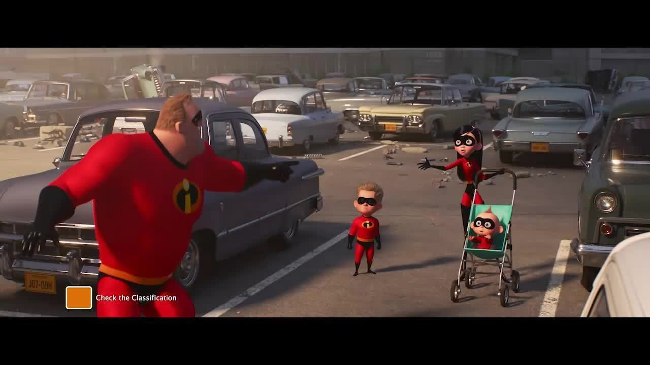 The Incredibles 2 | Sneak Peek
