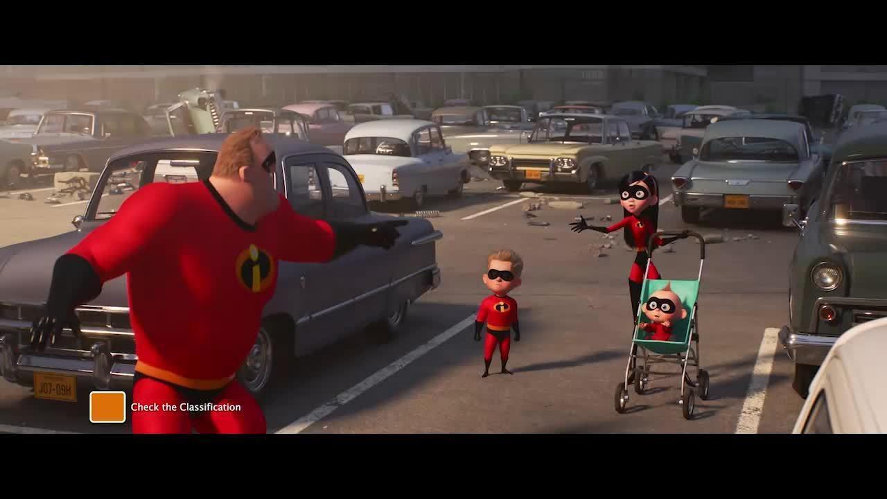 The Incredibles 2 | Sneak Peek