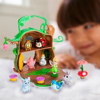 Image of Disney Animators' Collection Littles Tinker Bell Micro Doll Play Set # 4
