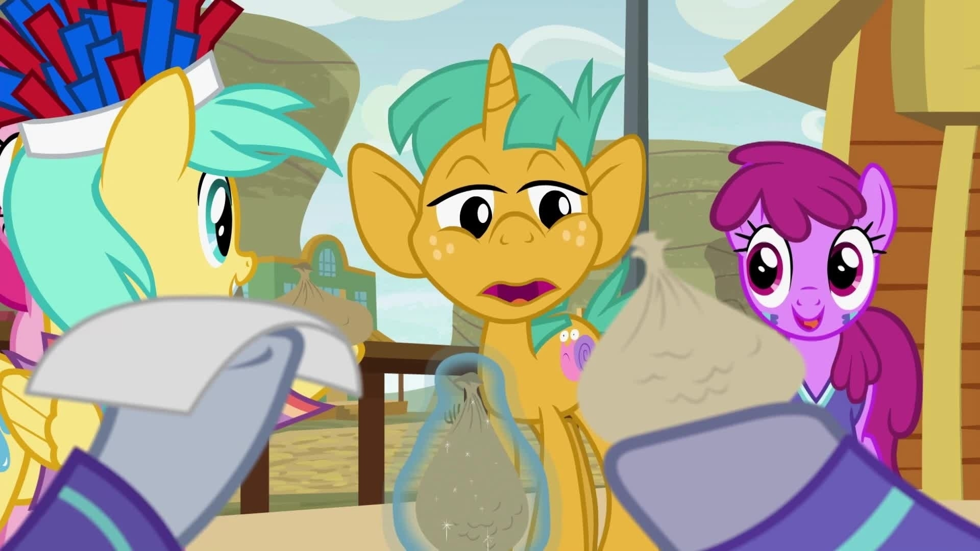My Little Pony - Freundschaft ist Magie - Gemeinsamkeiten