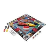 Monopoly Junior Game - PIXAR Cars 3 Edition