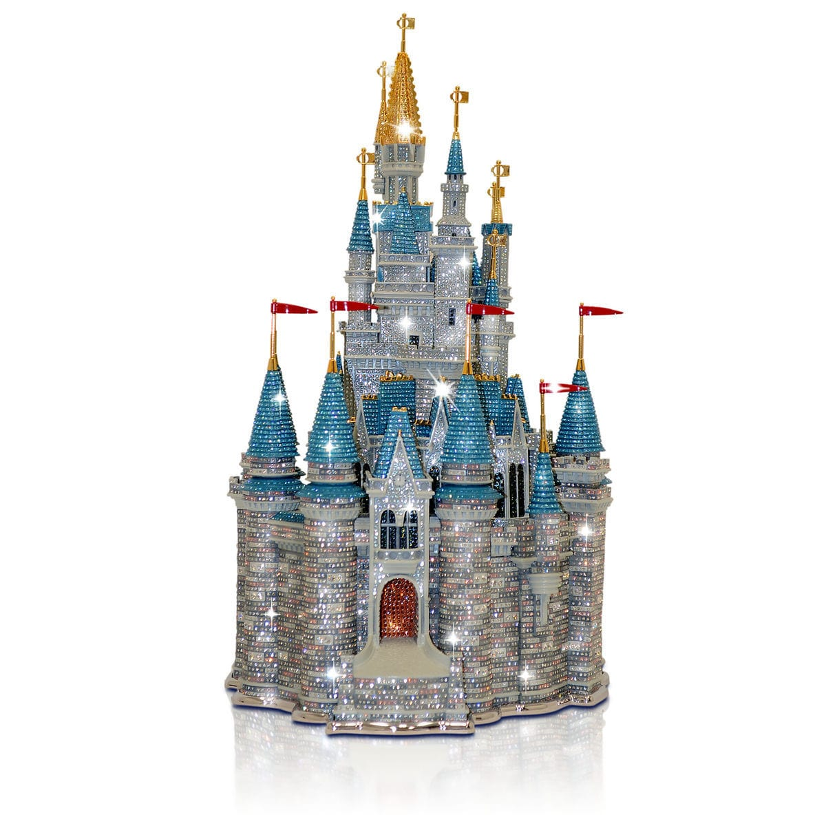 Product Image Of Walt Disney World Cinderella Castle Sculpture By Arribas Brothers