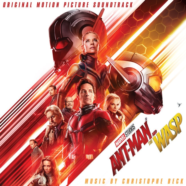 Ant-Man and The Wasp: Soundtrack