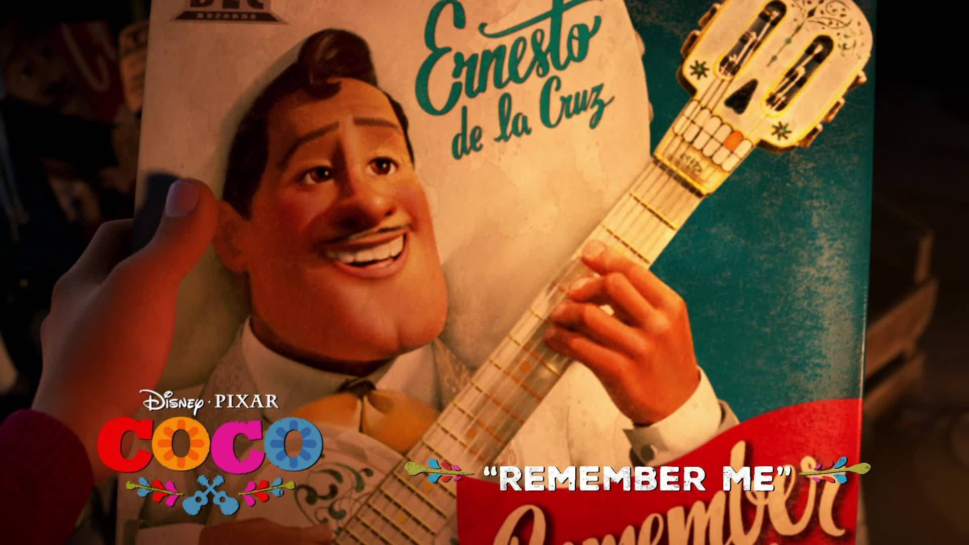 Coco Song Snippet: Remember Me