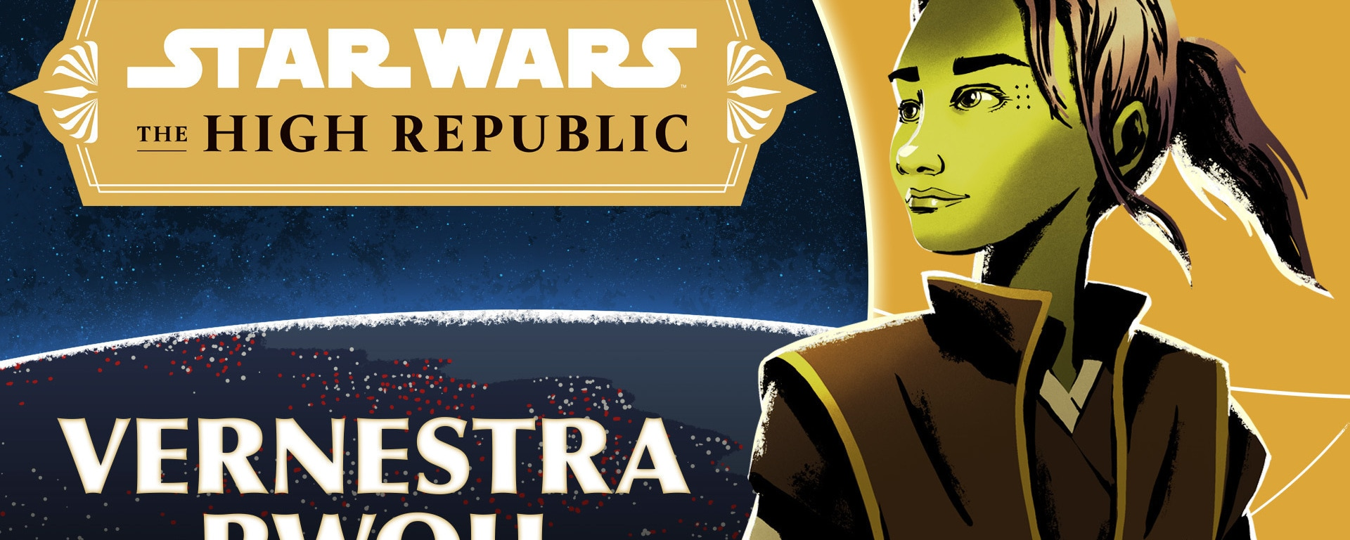 Vernestra Rwoh | Characters of Star Wars: The High Republic