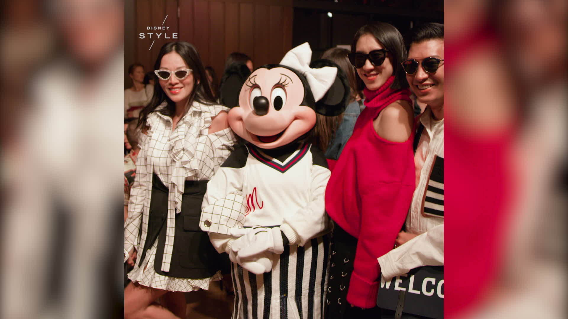Minnie Mouse Gets a New Designer Dress for New York Fashion Week | Disney Style