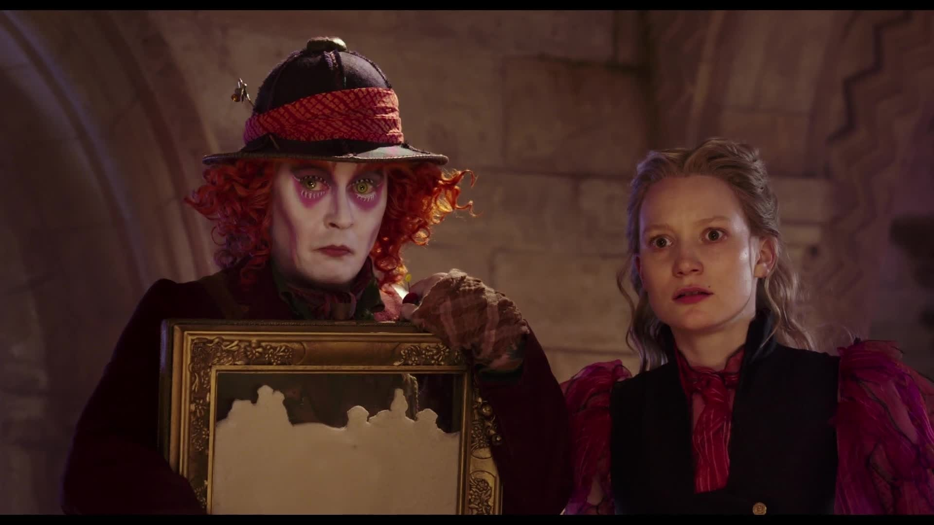 Alice Through the Looking Glass | Official Trailer