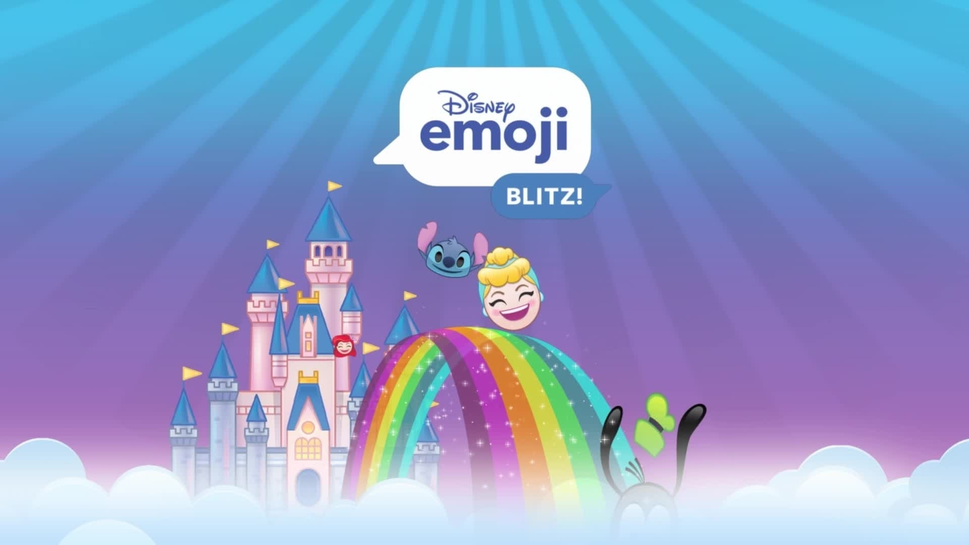 Disney Emoji Blitz! App Trailer