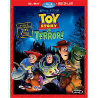 Image of Toy Story of Terror Blu-ray # 1